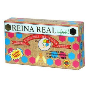 REINA REAL INFANTIL 20 AMPOLLAS ROBIS