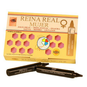 REINA REAL MUJER 20 AMPOLLAS ROBIS