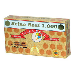 REINA REAL 1.000 20 AMPOLLAS ROBIS
