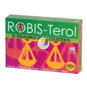 ROBIS TEROL 60 CAPSULAS ROBIS