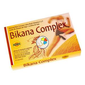 BIKANA COMPLEX 30 COMPRIMIDOS ROBIS