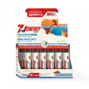 7V ENERGY SHOTS 30x25Ml. MARNYS SPORT