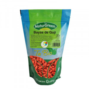 BAYAS DE GOJI 200Gr. NATURGREEN