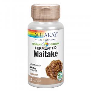 MAITAKE 500Mg. 60 CAPSULAS VEGETALES