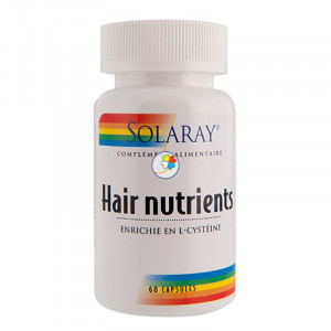 HAIR NUTRIENTS 60 CAPSULAS