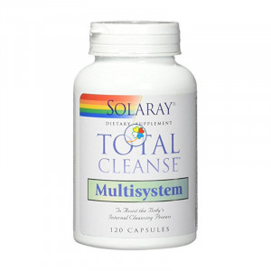 TOTAL CLEANSE MULTISYSTEM 120 CAPSULAS