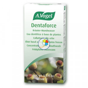 DENTAFORCE ELIXIR BUCAL 100Ml. A. VOGEL (BIOFORCE)