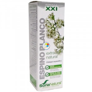EXTRACTO DE ESPINO BLANCO FORMULA XXI 50Ml. SORIA NATURAL