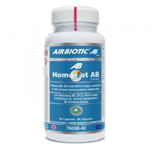 HOMOCISTEINA AB COMPLEX 60 CAPSULAS AIRBIOTIC