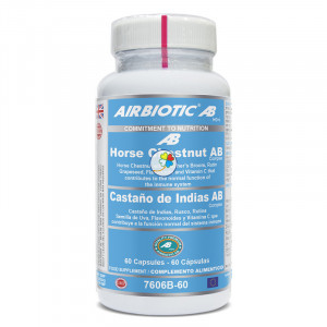 CASTAÑO DE INDIAS AB COMPLEX 60 CAPSULAS AIRBIOTIC