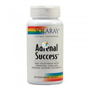 ADRENAL SUCCESS 60 CAPSULAS VEGETALES SOLARAY