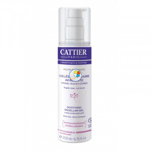 GEL MICELAR CALMANTE 200Ml. CATTIER PARIS