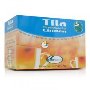 INFUSION TILA 20 FILTROS SORIA NATURAL