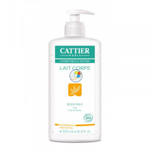 LECHE CORPORAL REGENERADORA 500Ml. CATTIER PARIS
