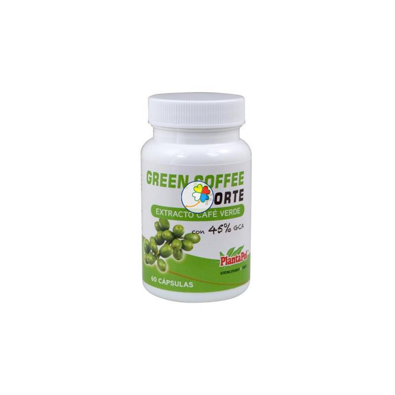 GREEN COFFEE FORTE 60 CAPSULAS PLANTA POL