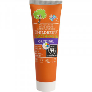 DENTIFRICO NIÑOS ORIGINAL 75Ml. URTEKRAM