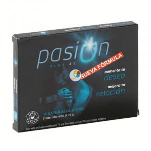 PASION PLUS EL 10 CAPSULAS ANROCH FARMA
