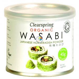 WASABI BIO 25Gr. CLEARSPRING