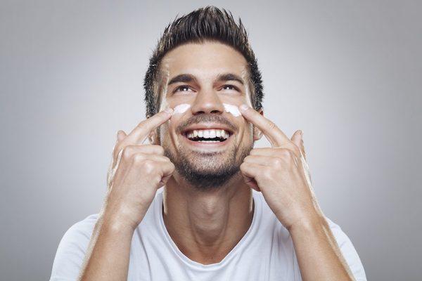 La cosmética natural masculina es tendencia